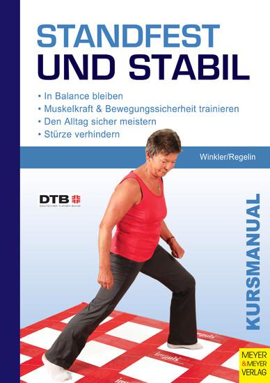 Standfest und Stabil - Blick ins Buch