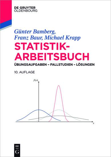 Statistik-Arbeitsbuch - Blick ins Buch
