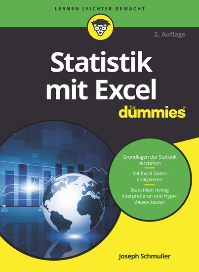 Statistik mit Excel für Dummies - Blick ins Buch