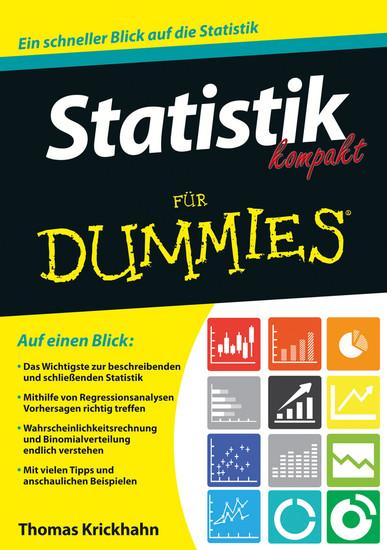 Statistik kompakt für Dummies - Blick ins Buch