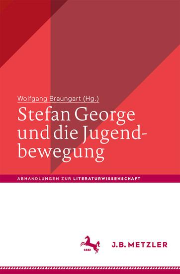 Stefan George und die Jugendbewegung - Blick ins Buch
