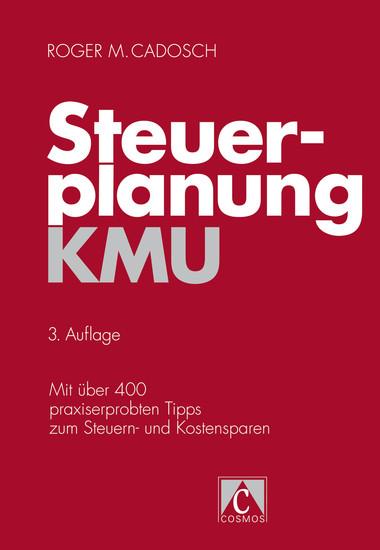 Steuerplanung KMU - Blick ins Buch