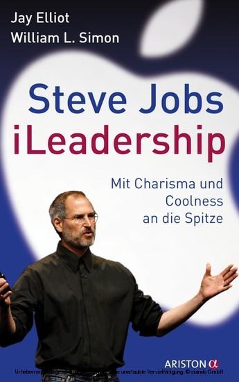 Steve Jobs - iLeadership - Blick ins Buch