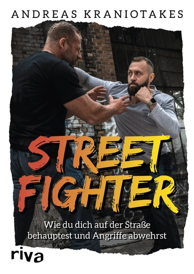 Streetfighter - Blick ins Buch