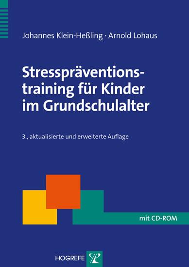 Stresspräventionstraining für Kinder im Grundschulalter - Blick ins Buch