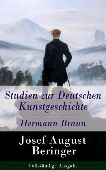 Studien zur Deutschen Kunstgeschichte - Hermann Braun - Vollständige Ausgabe - Blick ins Buch