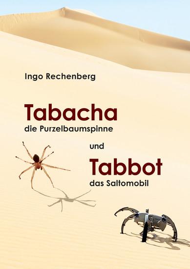 Tabacha die Purzelbaumspinne und Tabbot das Saltomobil - Blick ins Buch