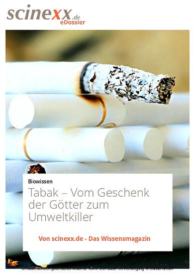Tabak - Blick ins Buch