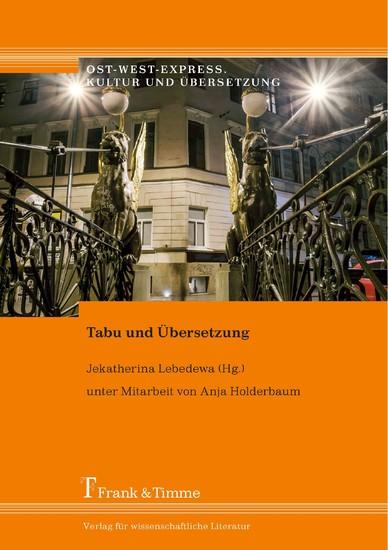 Tabu und Übersetzung - Blick ins Buch