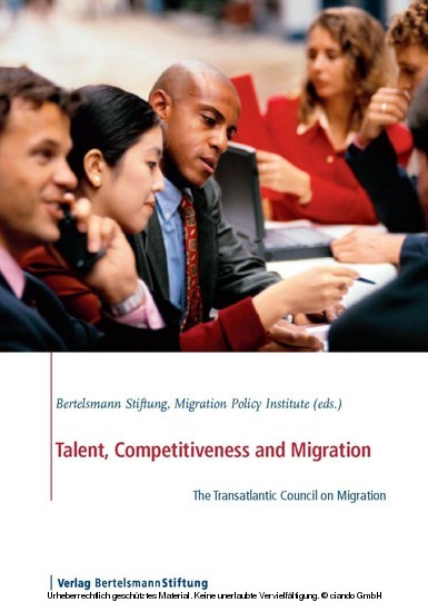 Talent, Competitiveness and Migration - Blick ins Buch