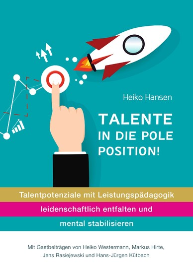 Talente in die Pole Position - Blick ins Buch