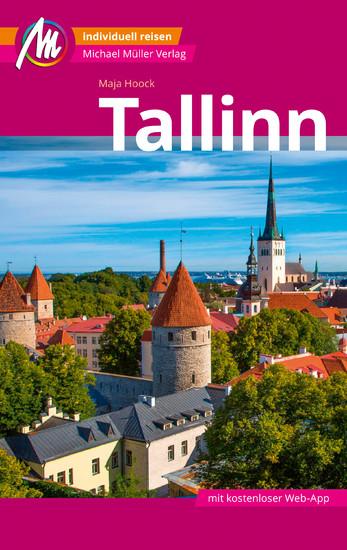 Tallinn MM-City Reiseführer Michael Müller Verlag - Blick ins Buch