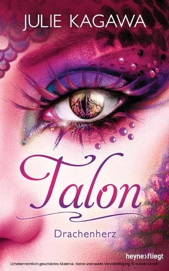 Talon - Drachenherz - Blick ins Buch