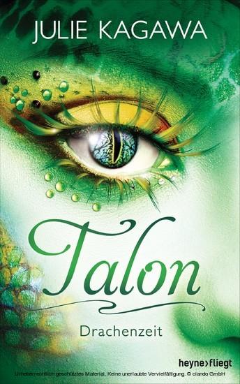Talon - Drachenzeit - Blick ins Buch