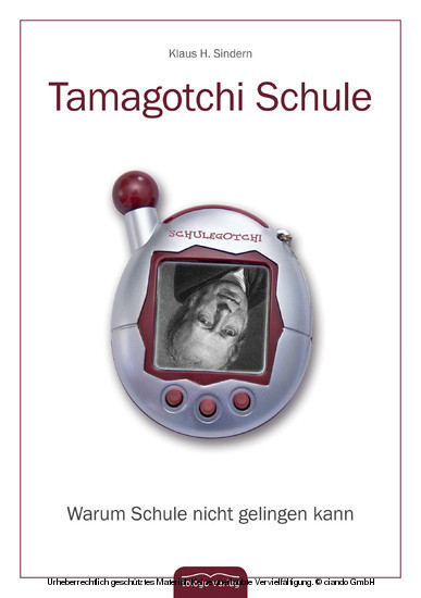 Tamagotchi Schule - Blick ins Buch