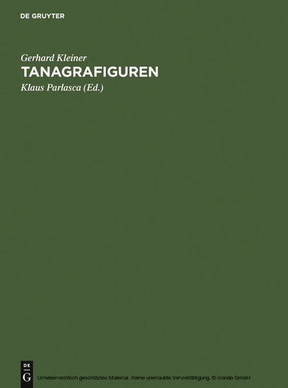Tanagrafiguren - Blick ins Buch
