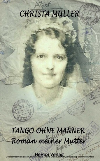 Tango ohne Männer - Blick ins Buch