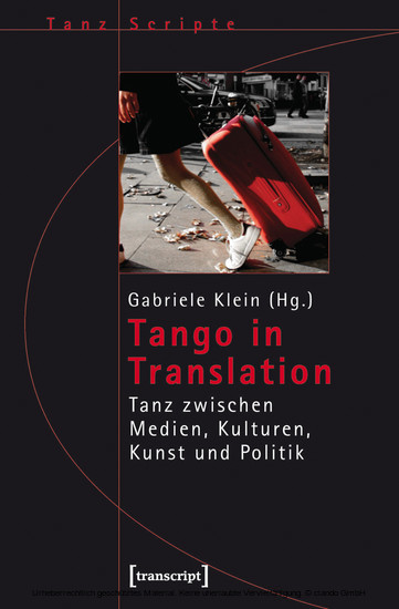 Tango in Translation - Blick ins Buch