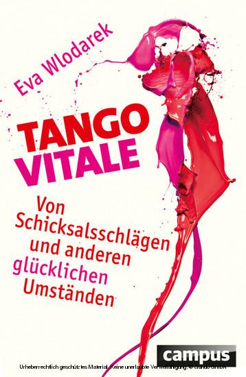 Tango Vitale - Blick ins Buch