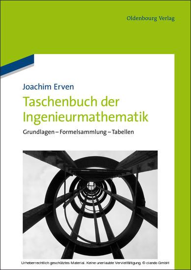 Taschenbuch Der Mathematik Pdf