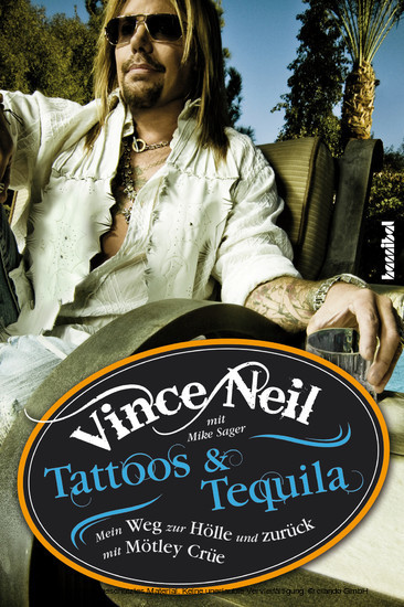 Tattoos & Tequila - Blick ins Buch