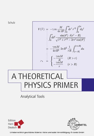 A Theoretical Physics Primer - Blick ins Buch
