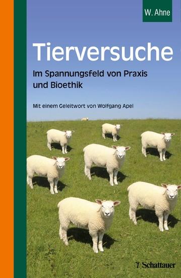 Tierversuche - Blick ins Buch