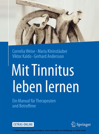 Mit Tinnitus leben lernen - Blick ins Buch