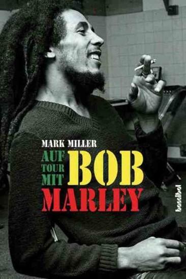 Auf Tour mit Bob Marley - Blick ins Buch