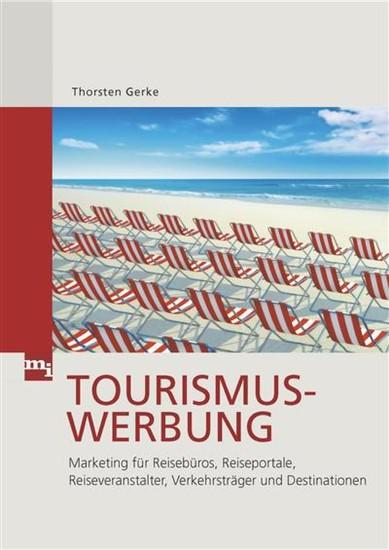 Tourismuswerbung - Blick ins Buch