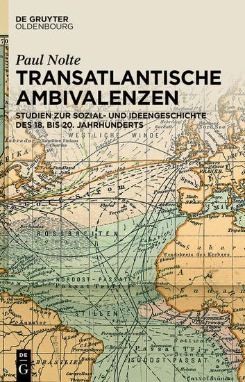 Transatlantische Ambivalenzen - Blick ins Buch