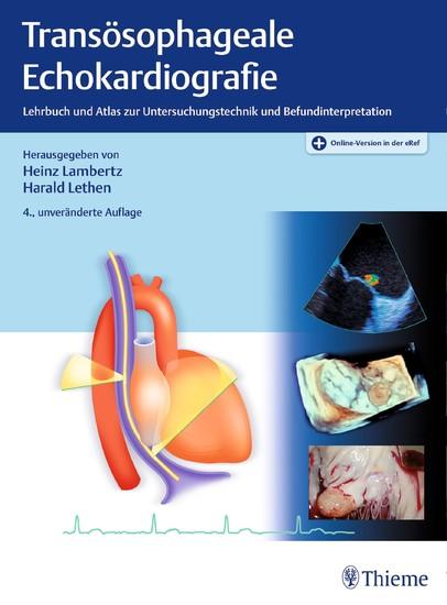 Transösophageale Echokardiografie - Blick ins Buch