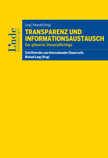 Transparenz und Informationsaustausch - Blick ins Buch