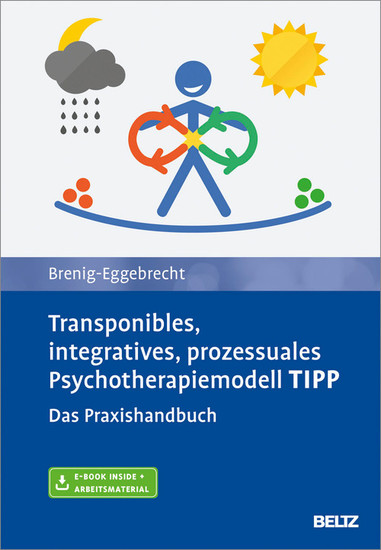 Transponibles, integratives, prozessuales Psychotherapiemodell TIPP - Blick ins Buch