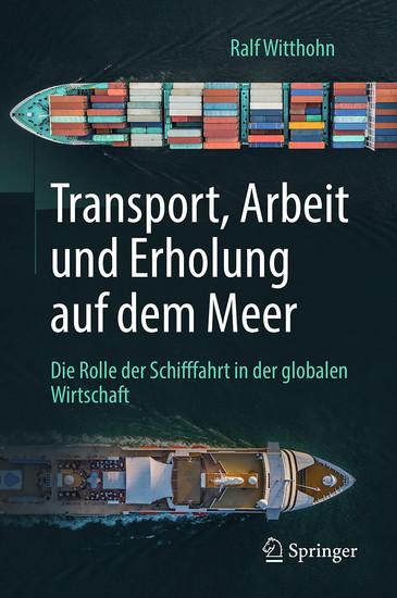 Transport, Arbeit und Erholung auf dem Meer - Blick ins Buch