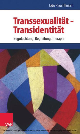 Transsexualität - Transidentität - Blick ins Buch