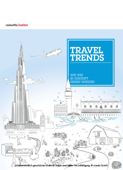 Travel Trends - Blick ins Buch