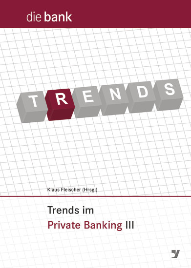 Trends im Private Banking 2017 - Blick ins Buch