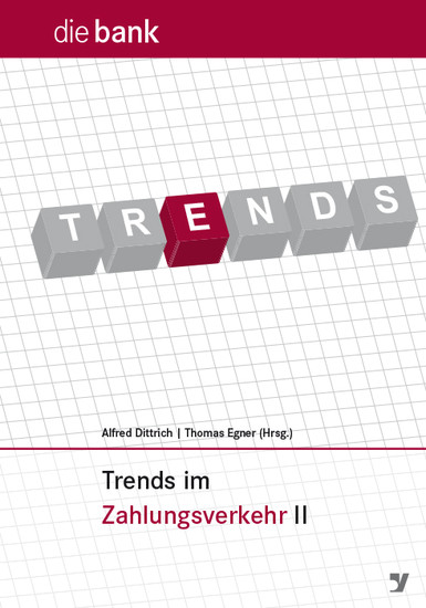 Trends im Zahlungsverkehr II - Blick ins Buch