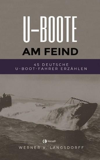 U-Boote am Feind - Blick ins Buch