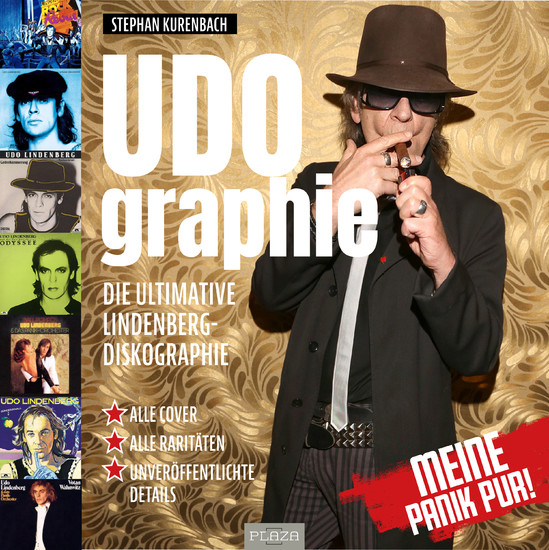 UDOgraphie - Blick ins Buch