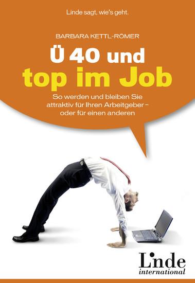 Ü 40 und top im Job - Blick ins Buch