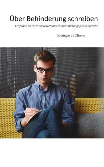 Über Behinderung schreiben - Blick ins Buch