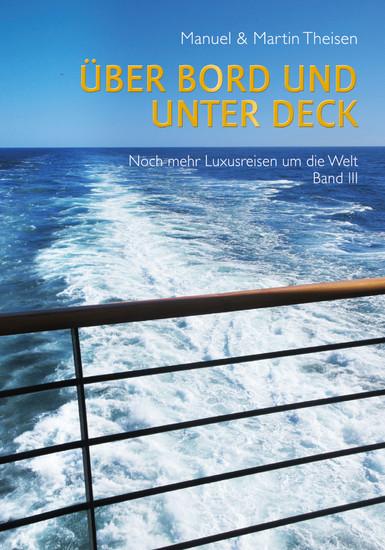 Über Bord und unter Deck - Blick ins Buch