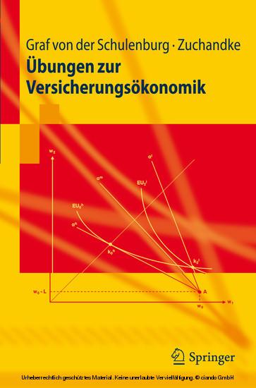 Übungen zur Versicherungsökonomik - Blick ins Buch
