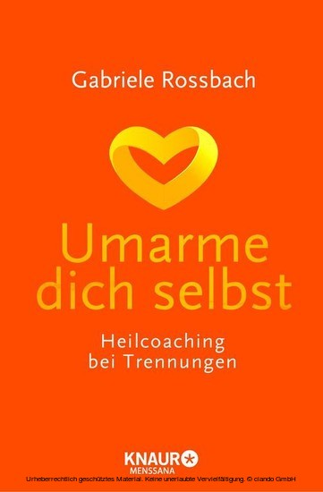Umarme dich selbst - Blick ins Buch