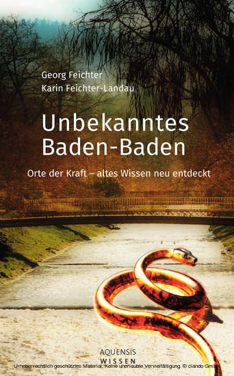 Unbekanntes Baden-Baden - Blick ins Buch