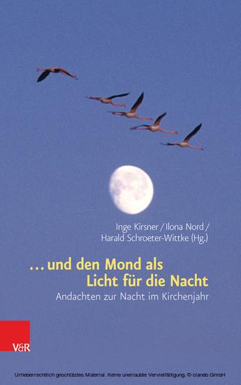 ... und den Mond als Licht für die Nacht - Blick ins Buch