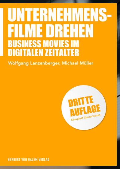 Unternehmensfilme drehen - Blick ins Buch
