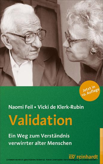 Validation - Blick ins Buch